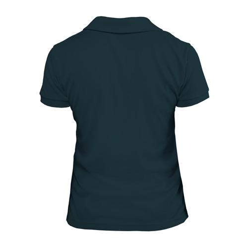 Женская рубашка поло 3D Storm Spirit Фото 01