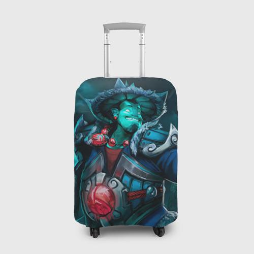 Чехол для чемодана 3D Storm Spirit Фото 01