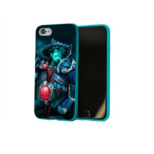 Чехол для Apple iPhone 8 силиконовый глянцевый Storm Spirit Фото 01