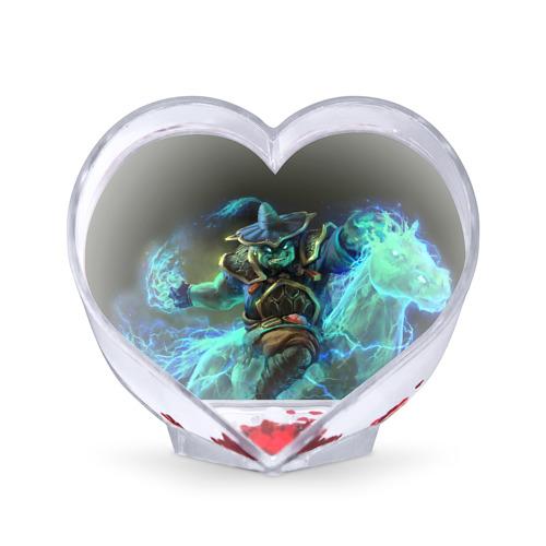 Сувенир Сердце  Фото 01, Storm Spirit
