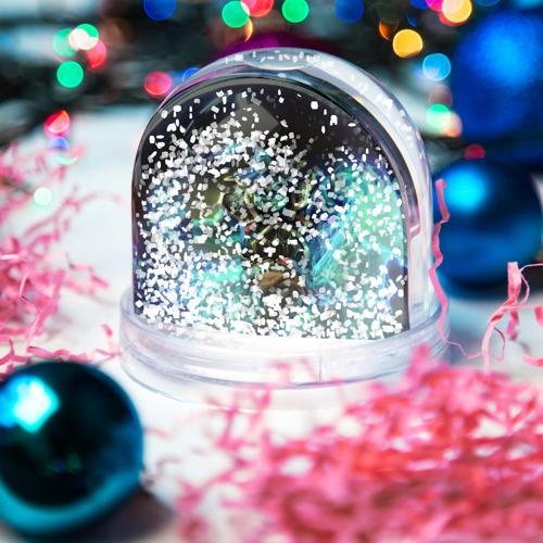 Водяной шар со снегом  Фото 04, Storm Spirit