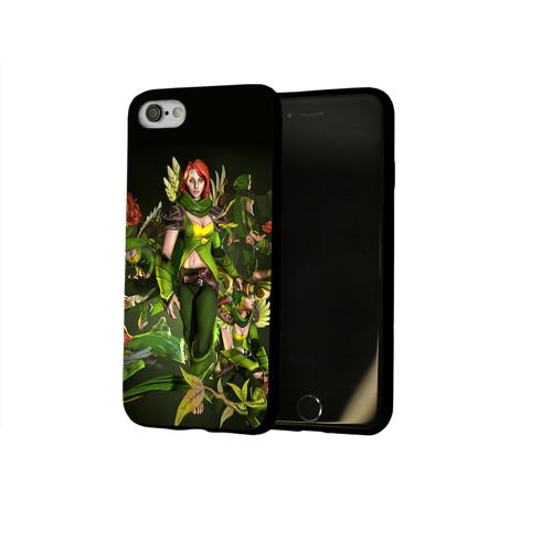 Чехол для Apple iPhone 8 силиконовый глянцевый Windranger Фото 01