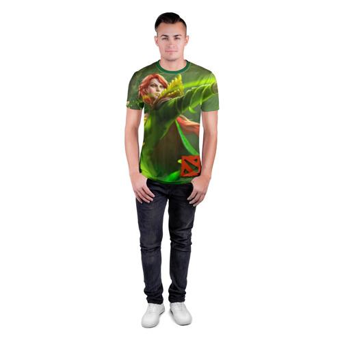 Мужская футболка 3D спортивная Windranger Фото 01