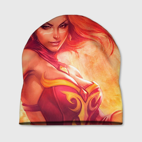 Шапка 3D Lina