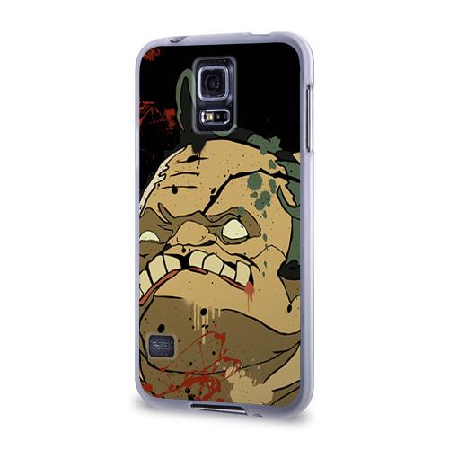 Чехол для Samsung Galaxy S5 силиконовый  Фото 03, Pudge