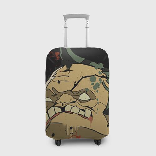 Чехол для чемодана 3D Pudge Фото 01