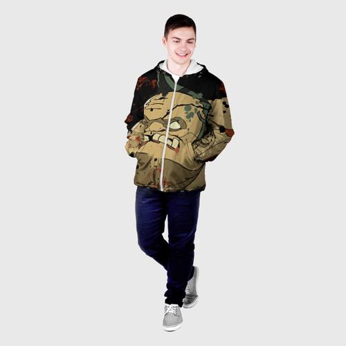 Мужская куртка 3D Pudge Фото 01