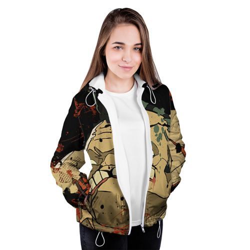 Женская куртка 3D Pudge Фото 01