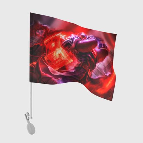 Флаг для автомобиля League of legends Фото 01