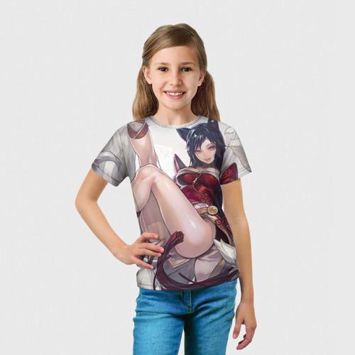 Детская футболка 3D  Фото 03, League of legends