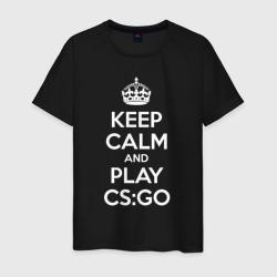 KEEP CALM AND PLAY CS GO