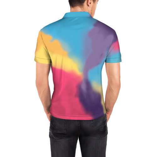 Мужская рубашка поло 3D  Фото 04, Big bang