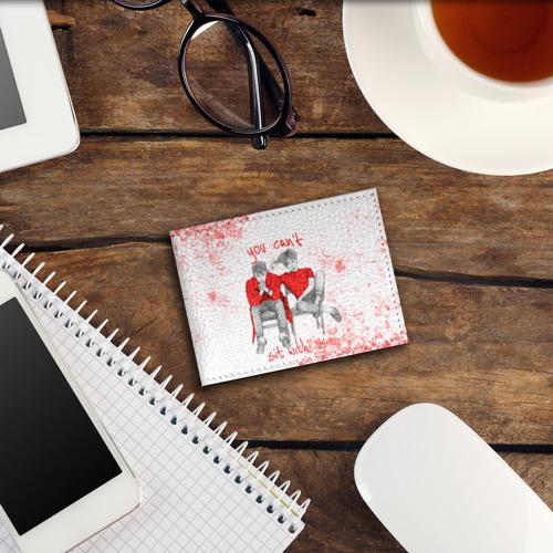 Обложка для студенческого билета  Фото 03, Big bang