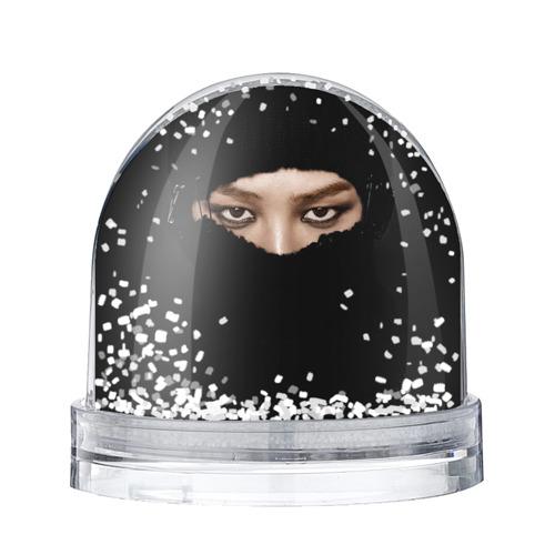 Водяной шар со снегом Big bang