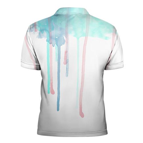 Мужская рубашка поло 3D  Фото 02, Big bang