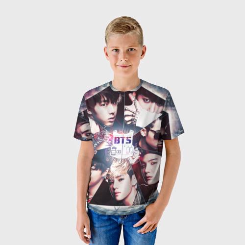 Детская футболка 3D Bts