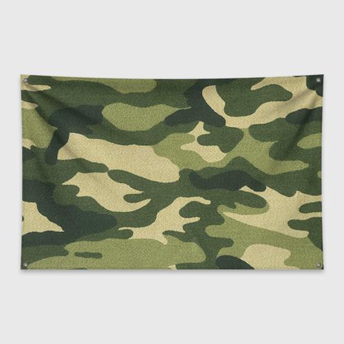 Флаг-баннер Хаки Фото 01
