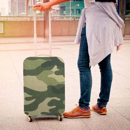 Чехол для чемодана 3D  Фото 04, Хаки
