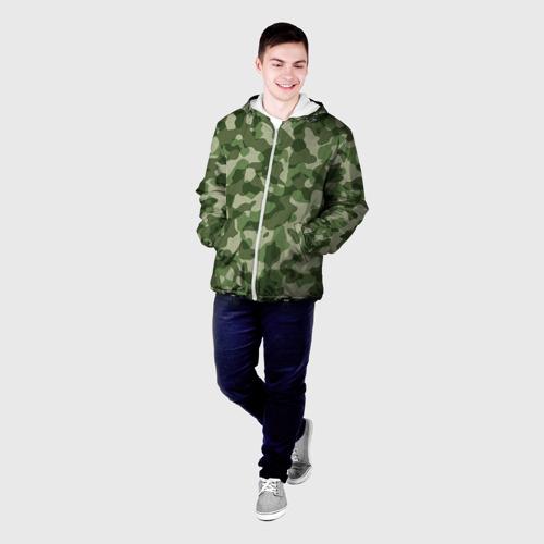 Мужская куртка 3D  Фото 03, Хаки