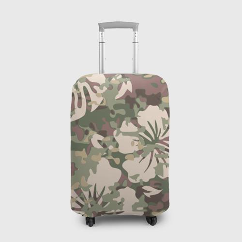 Чехол для чемодана 3D  Фото 01, Камуфляж