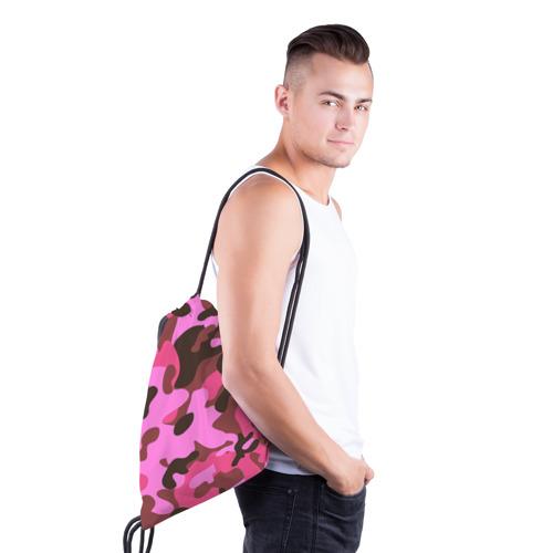 Рюкзак-мешок 3D  Фото 03, Камуфляж