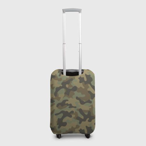 Чехол для чемодана 3D Хаки Фото 01