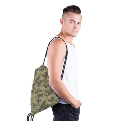 Рюкзак-мешок 3D  Фото 03, Хаки