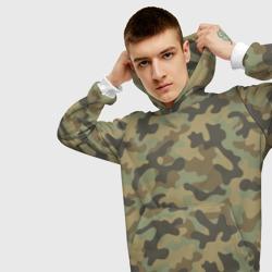 0416c27f52b8 Кофта армия России с капюшоном - купить военную кофту с длинным рукавом