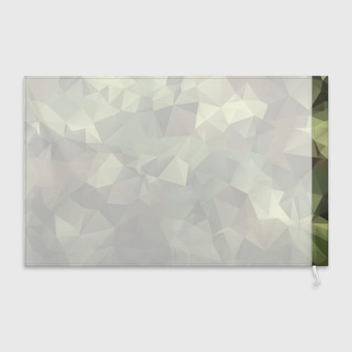 Флаг 3D Камуфляж Фото 01