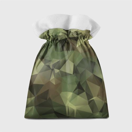 Подарочный 3D мешок Камуфляж Фото 01