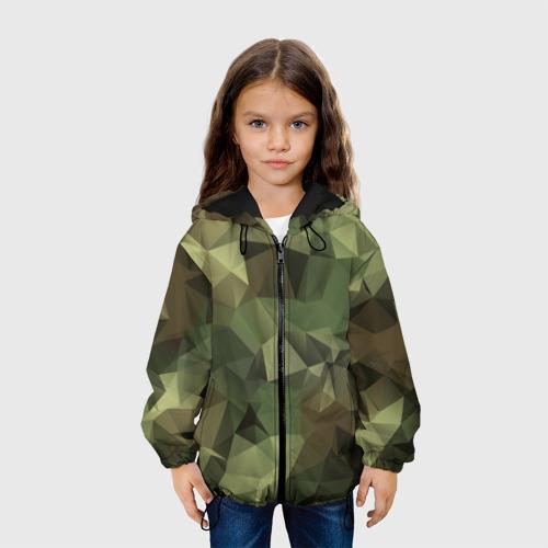 Детская куртка 3D Камуфляж Фото 01
