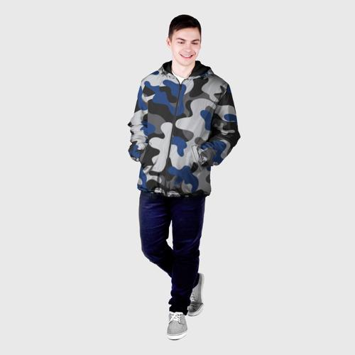 Мужская куртка 3D Камуфляж Фото 01
