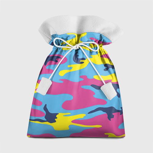 Подарочный 3D мешок Камуфляж