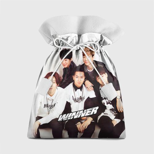 Подарочный 3D мешок Winner