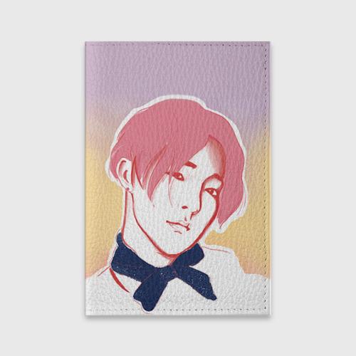 Обложка для паспорта матовая кожа  Фото 01, Winner