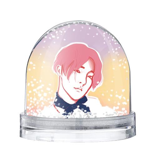 Водяной шар со снегом Winner