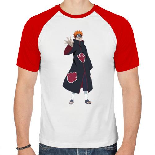 Мужская футболка реглан  Фото 01, Pain