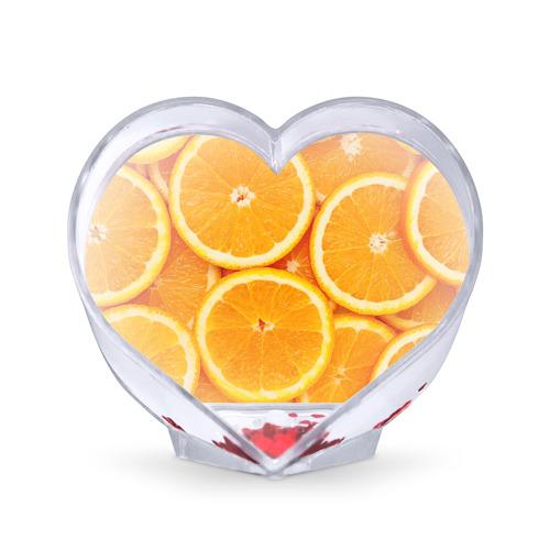 Сувенир Сердце Сувенир Сердце Апельсин от Всемайки