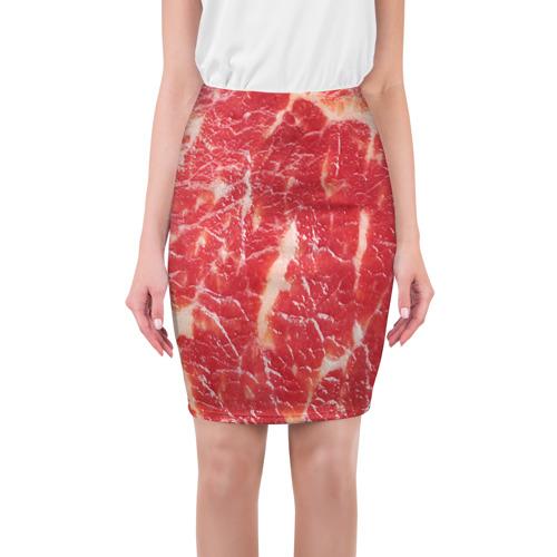 Юбка 3D Мясо