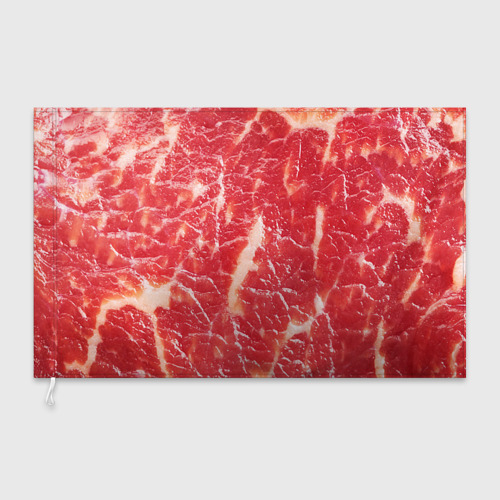 Флаг 3D  Фото 03, Мясо