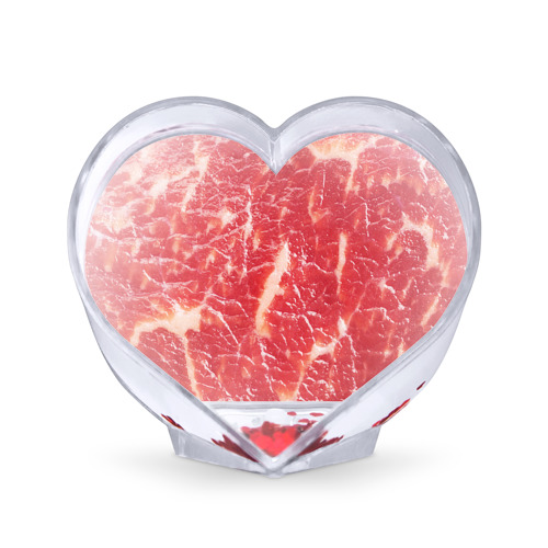 Сувенир Сердце Мясо от Всемайки
