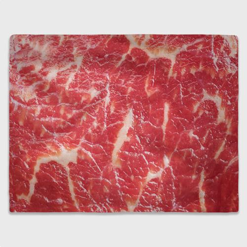 Плед 3D Мясо Фото 01