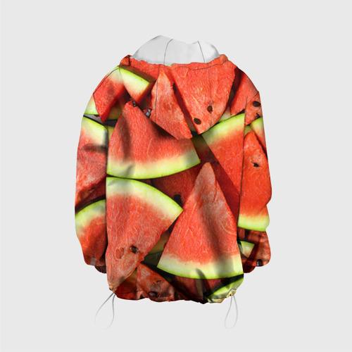 Детская куртка 3D  Фото 02, Дольки арбуза