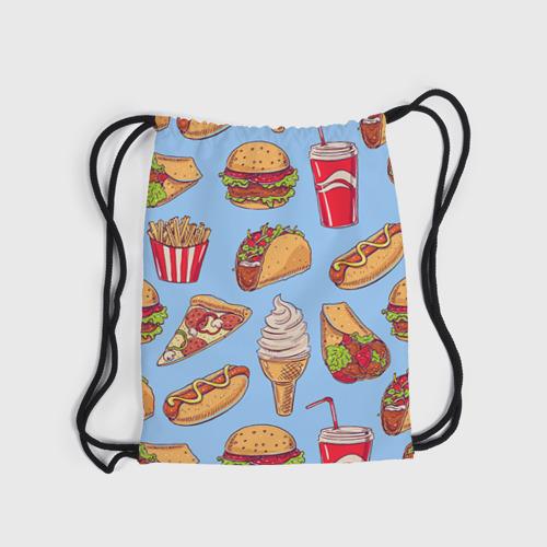 Рюкзак-мешок 3D  Фото 04, Еда