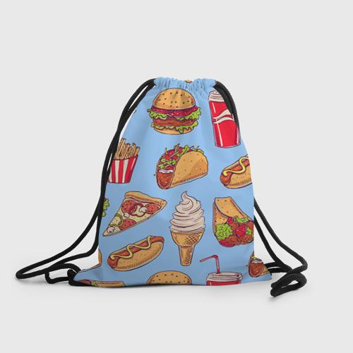 Рюкзак-мешок 3D  Фото 01, Еда