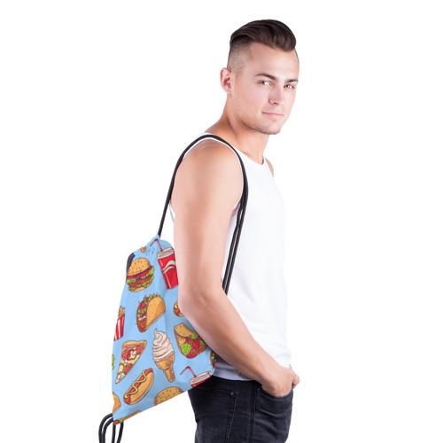 Рюкзак-мешок 3D  Фото 03, Еда