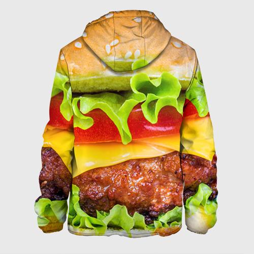 Мужская куртка 3D  Фото 02, Гамбургер