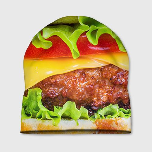 Шапка 3D Гамбургер
