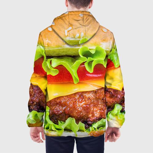 Мужская куртка 3D  Фото 05, Гамбургер