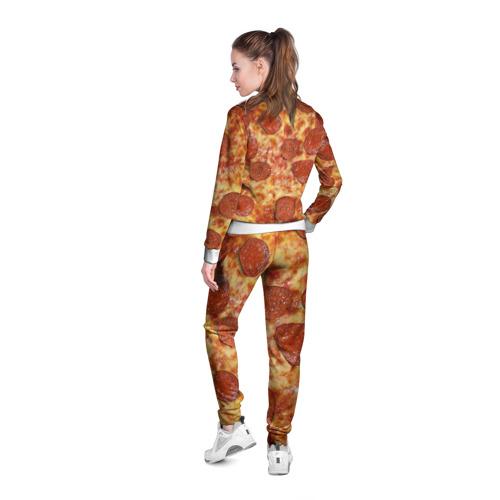 Женская олимпийка 3D  Фото 04, Пицца